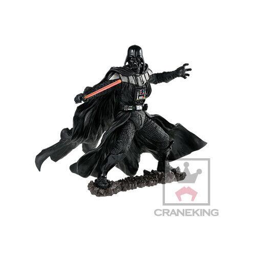 STAR WARS Darth Vader DX Pvc Figure Banpresto