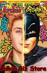 ARCHIE MEETS BATMAN  '66 #4 (2018) 1ST PRINTING TUCCI VARIANT COVER E DC/ARCHIE