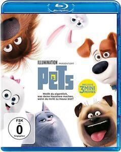 PETS (Blu-ray Disc) NEU+OVP - Oberösterreich, Österreich - PETS (Blu-ray Disc) NEU+OVP - Oberösterreich, Österreich
