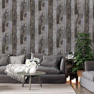 2-Rolls-Wood-Plank-Self-Adhesive-Wallpaper-Furniture-Wall-Stickers-Bedroom-Decor
