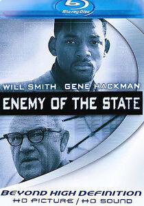 Enemy Of The State Blu Ray Tony Scott Dir 1998 786936724936 Ebay
