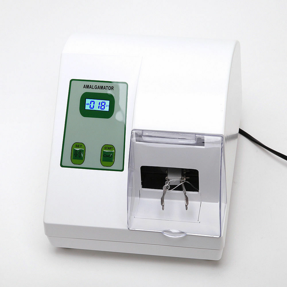 Amalgamator Capsule Mixer Hl Ah G6 Dental Lab Equipment Ce
