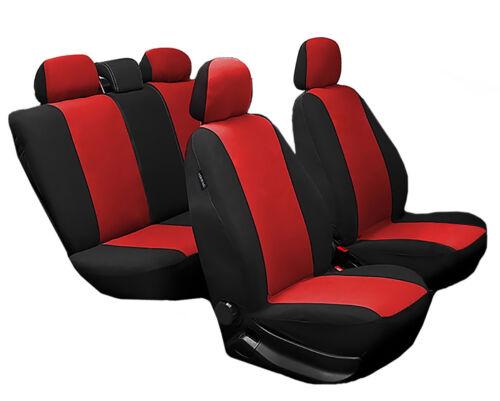 Housses de protection Sitzbezüge Tidy SEAT IBIZA Rouge
