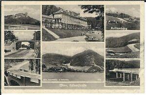Ansichtskarte Wien - Höhenstrasse - Leopoldsberg - Kahlenberg - Hotel Kobenzl !!