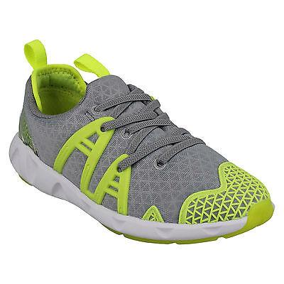 Garçons Junior Clarks Lumineux Courir Élastique Lacets Casual Chaussures SPORTS | eBay