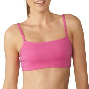 0aa232d21cb3a NWT 3 pc FRUIT of THE LOOM Sport Bra Tank 9036 spaghetti strap Pk ...
