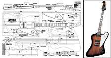 Gibson Firebird® Electric Guitar Plan