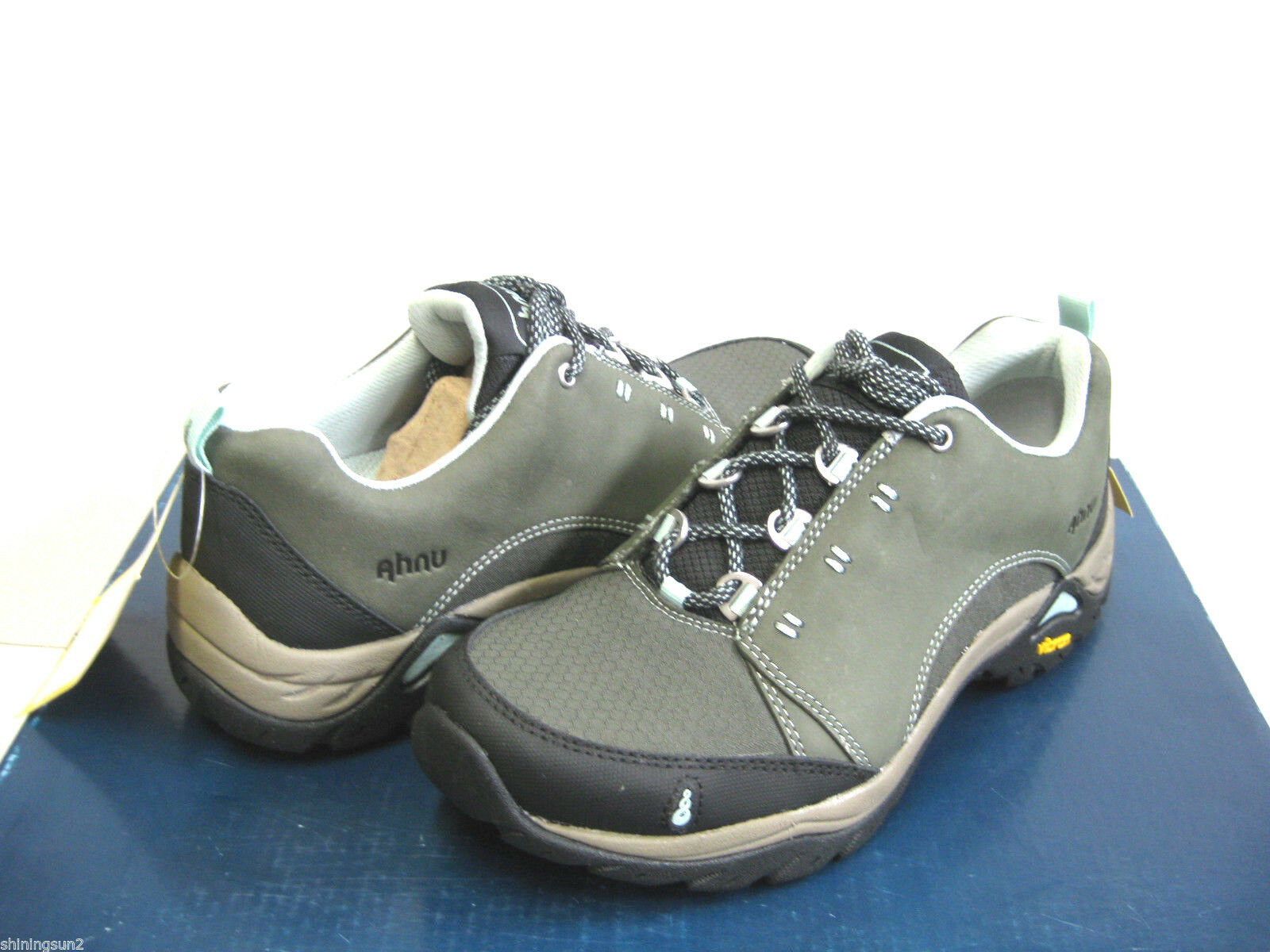 AHNU FOREST MONTARA WOMEN HIKING Stiefel LEATHER BREEZE FOREST AHNU MOSS US 7 /UK5.5/EU38/JP24 81ce2a