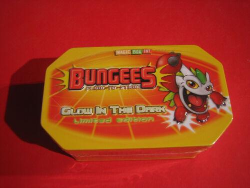 Flick to stick Glow in the dark tin box-Bungees Bags-di MAGIC BOX OVP