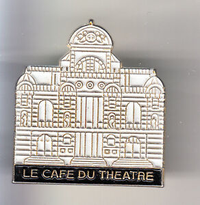 RARE-PINS-PIN-039-S-TOURISME-ART-CAFE-DU-THEATRE-ARCHITECTURE-ANGERS-49-BZ