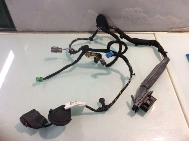 08 11 volvo s40 left front door wire wires wiring harness oem e Volvo S40 Hood Scoop