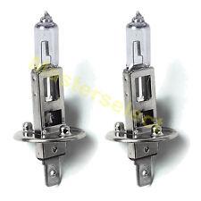 2 x AMPOULE H1 100w BLANC FORTE PUISSANCE LAMPE POUR VOITURE 12v -PAS CHER-