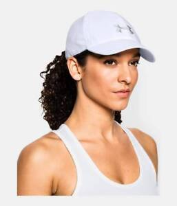 472cafc57f2 New Under Armour Women s UA Renegade Cap  1272182 Adjustable Hat ...