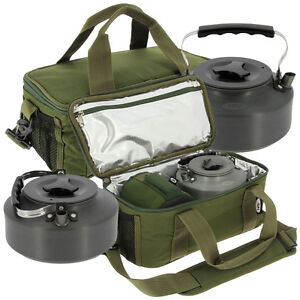 NGT-Pesca-ISOLATO-Brew-KIT-Cool-Bag-con-Bollitore-1-1l-pesca-carpa-al-Set