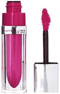 3x-Maybelline-Laque-a-Levres-Couleur-Elixir-SENSATIONNEL-135-framboise