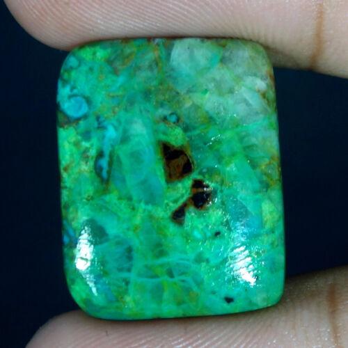 Natural oval Azurita pera Cojín de fantasía Cabujón piedra suelta jaipurgems 2016