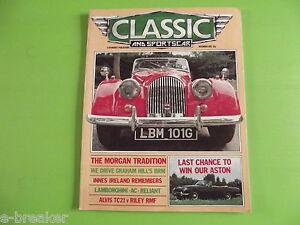 classique-et-voiture-de-sport-Magazine-Decembre-1982-C1