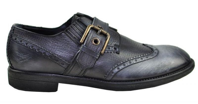 DOLCE & GABBANA Schuhe Grau Shoes Grey Chaussures Gris 01081