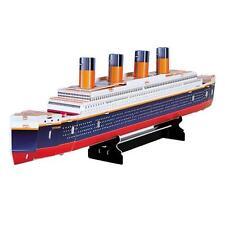 Educational 3D Model Movie Titanic Ship DIY Toy 30 Pcs