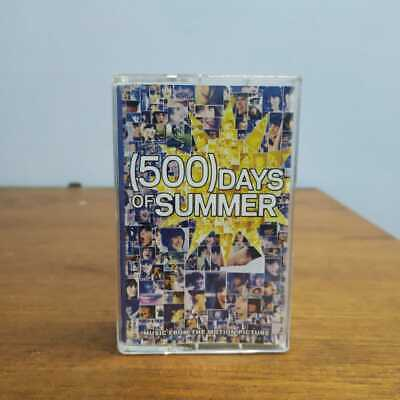 Ost 500 Days Of Summer Cassette Bootleg Unofficial Ebay