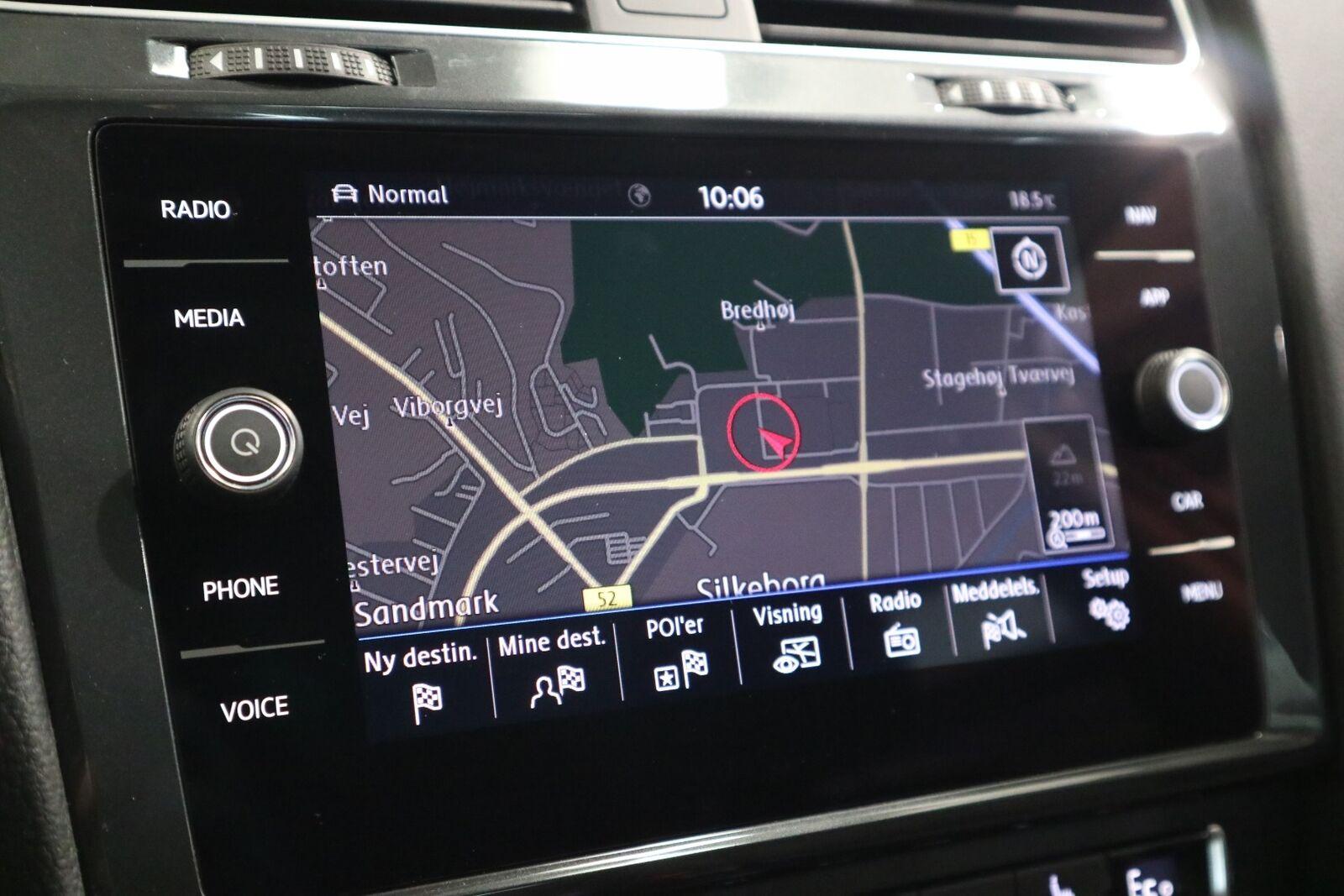 VW e-Golf VII   - billede 7