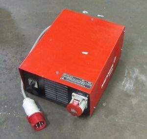 Messer Ewm Vg500 400v 18 4 Kva Welder Welding Power Supply Ebay