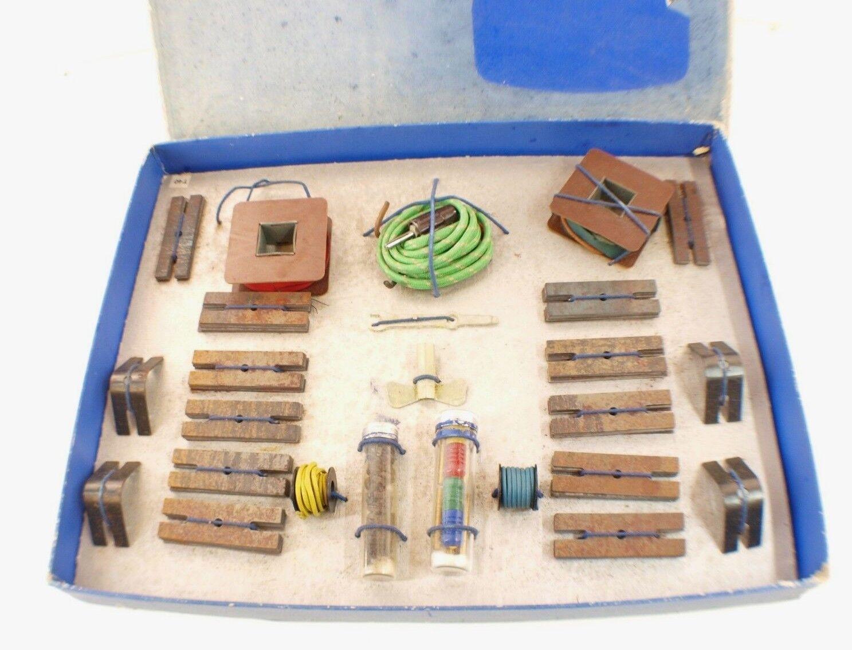 Multimoteur Schatulle Nr. T40 Schachtel blue Leistungen Électro-mécaniques