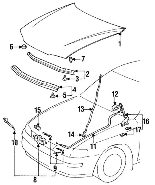98 Camaro Engine Diagram Radiator