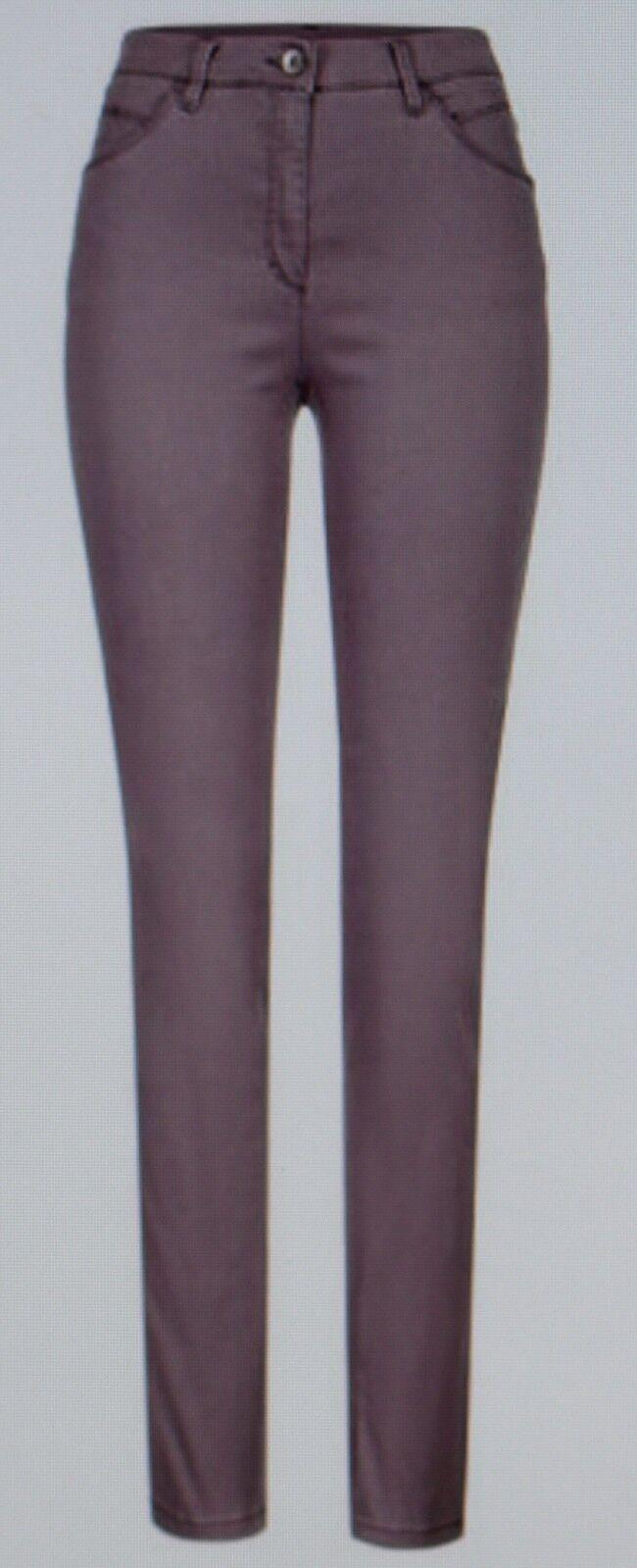 Damen Jeans Hose Brax Rosawood  Model Carola Größe 36K   Neu mit Etikett