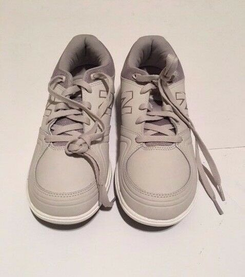 New Balance WW813GY1 Health Walking Sneaker Solid Gray Tennis Shoes Size 10