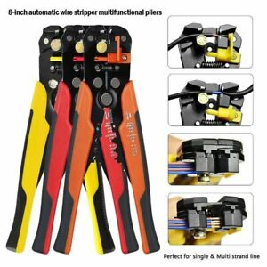 Cutter Automatic Crimper Cable Multifunctional Stripping Tools Wire Stripper