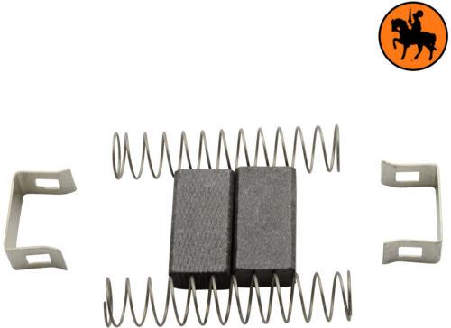 Balais de Charbon pour Bosch Ponceuse PSS 23 A 5x8x15mm