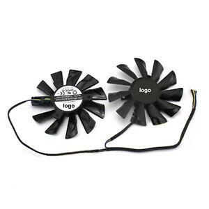 85mm PLD09210S12HH para MSI Radeon RX570 580 armadura OC Tarjeta De Video Dual Ventilador 4Pin