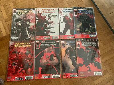 Actief Marvel Knights (2ème Série- V2) - T1 à T15 (série Complète) Panini