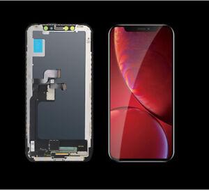 iPhone X OLED Ersatzdisplay Black iTruColor