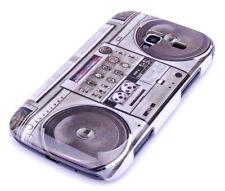Hülle f Samsung Galaxy Ace plus + S7500 Tasche Case Schutz Radio Ghettoblaster