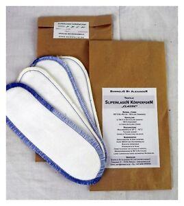 5x-Textile-Slipeinlage-CLASSIC-XS-Damenbinden-Monatshygiene-weiss
