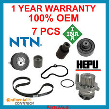 INA Water Pump /& Timing Belt Kit 530008230 Fit with VW Caddy