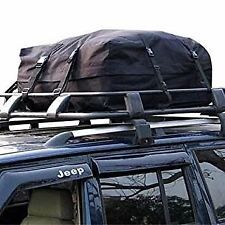 Pro User Weather Resistant 340L Car Roof Bag Luggage Touring Cargo 4 x 4 Travel