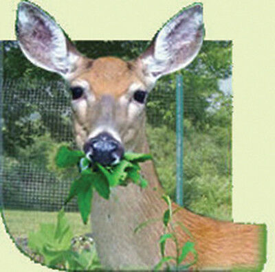 Deer Fence Netting Large Animal Elk Wildlife Dewitt 7 ft x 350 ft  DFx350