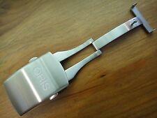 Oris s/s buckle.clasp for Rubber Band/strap/bracelet- TT1 #42434 Diver/ Carlos C