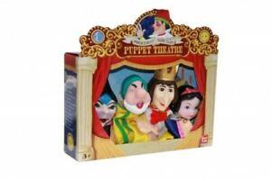 Puppet-Theatre-Large-4-Hand-Puppet-Set-Snow-White