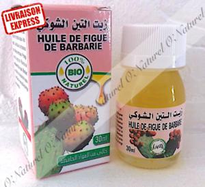 Huile-de-Figue-de-Barbarie-BIO-100-Pure-amp-Naturelle-30ml-Prickly-Pear-Oil