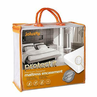 Zippered Mattress Protector Full Xl Waterproof Amp Bed Bug