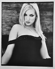 Bob Carlos Clarke Ilford Promotional Photo - Sarah Sunderland B&W Beauty 35x43cm