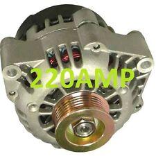 220AMP HIGH OUTPUT  Alternator fits Cadillac Escalade Chevy Blazer GMC 96 - 2000
