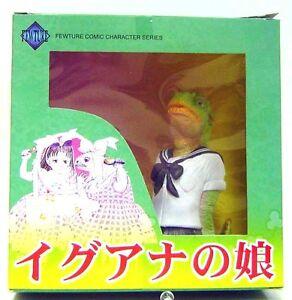 Iguana Girl Vinyl Figure New In Box Fewture Comic Character Series