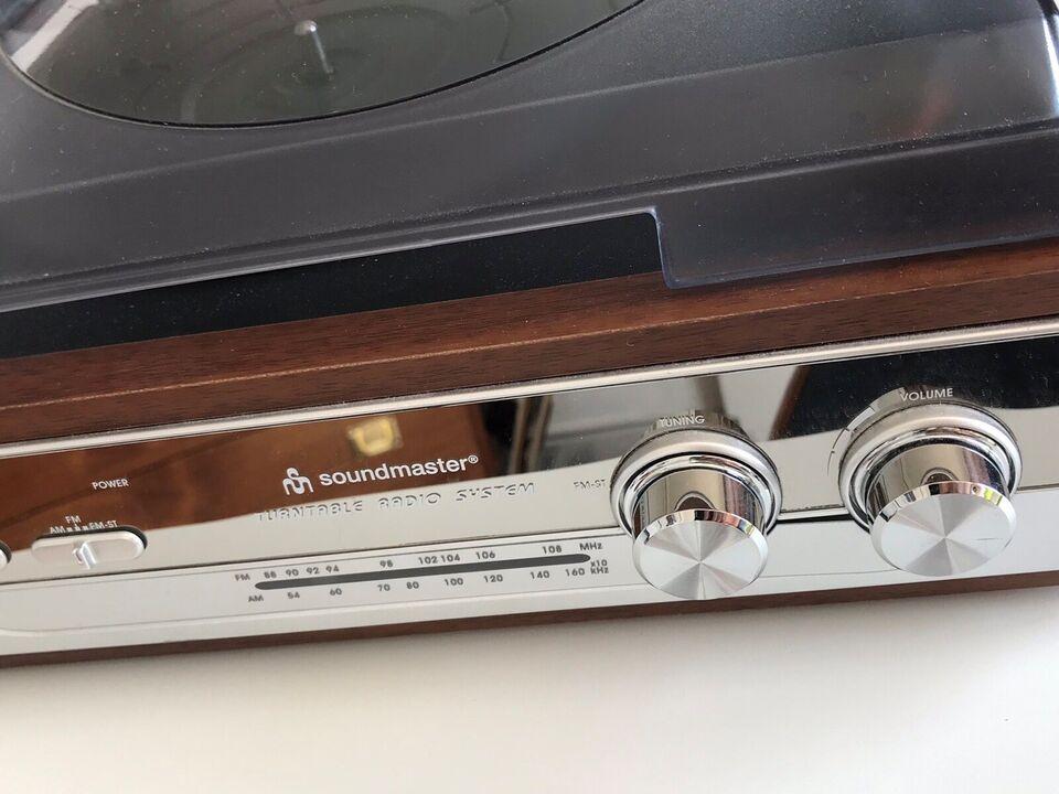 Pladespiller, Andet, Soundmaster PL-186