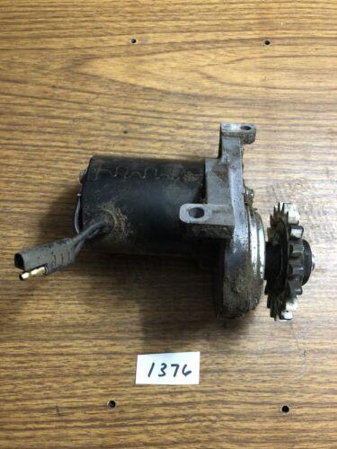 Briggs /& Stratton Electric Start Starter Motor 795092