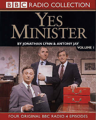 Yes Minister: Volume 1: by Jonathan Lynn, Antony Jay (CD-Audio, 2003)